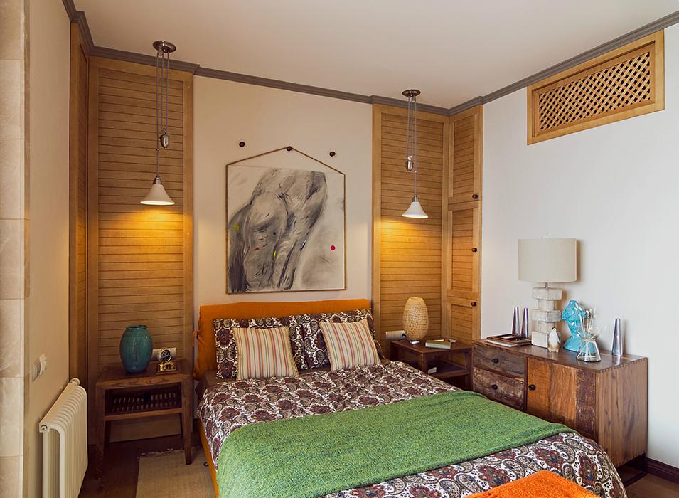 Фото № 37580 спальня  Квартира
