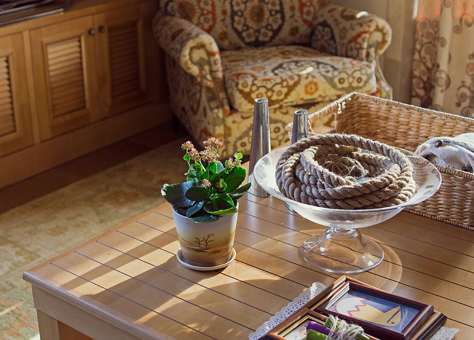 интерьер гостиной - фото № 37548