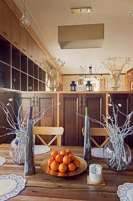 интерьер столовой - фото № 37570