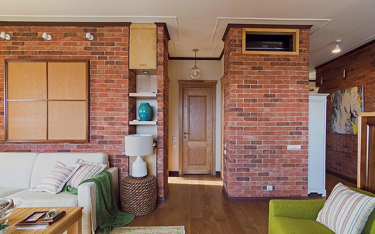 интерьер гостиной - фото № 37546
