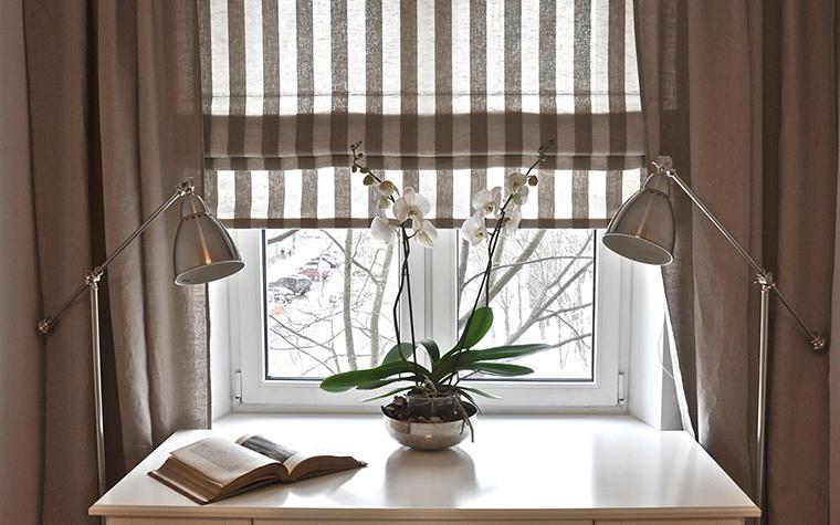 <p>Автор проекта:&nbsp; Инна Завьялова. </p> <p>Среди орхидных чаще всего интерьер украшают фаленопсисы. Они более выносливы и неприхотливы, чем другие виды. Фото комнатных растений в интерьере на эту тему достаточно распространены в сети.</p>