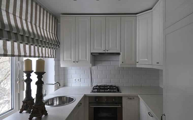 Квартира. кухня из проекта , фото №37612