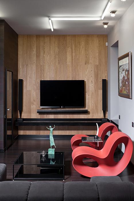 интерьер гостиной - фото № 37709