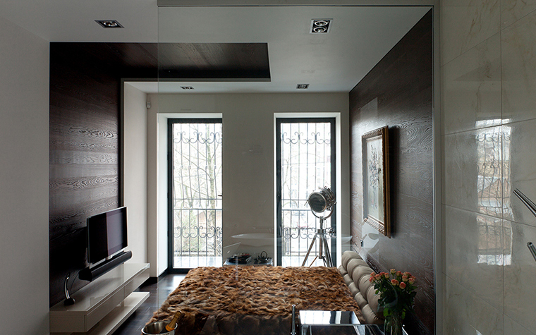 интерьер спальни - фото № 37710
