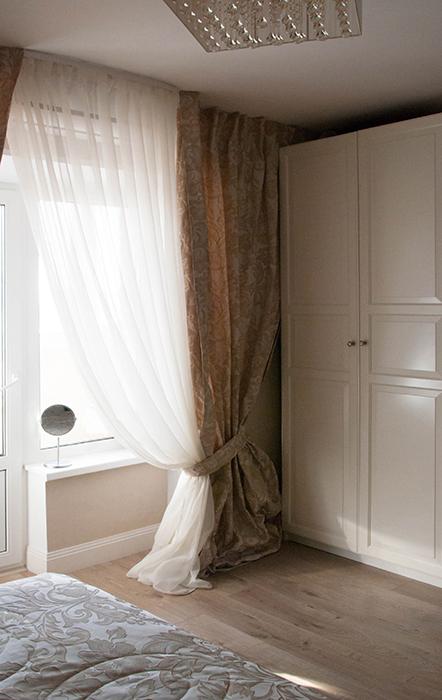 Фото № 37768 спальня  Квартира