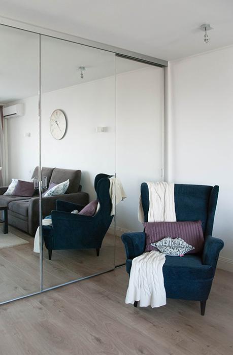 Фото № 37764 гостиная  Квартира
