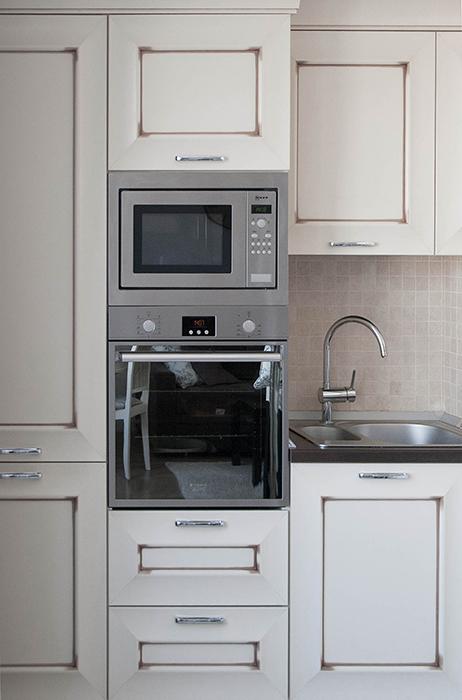 Фото № 37769 кухня  Квартира