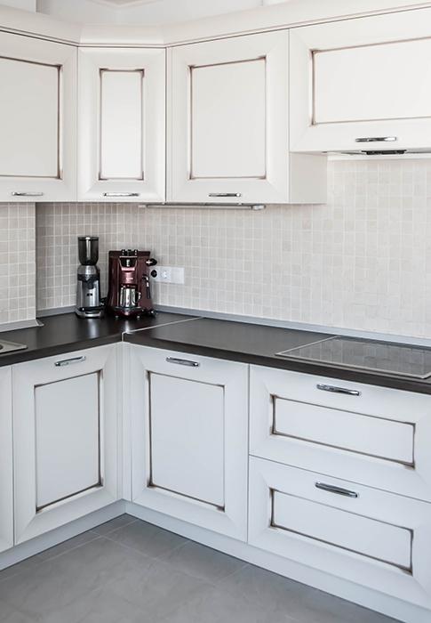 Фото № 37770 кухня  Квартира