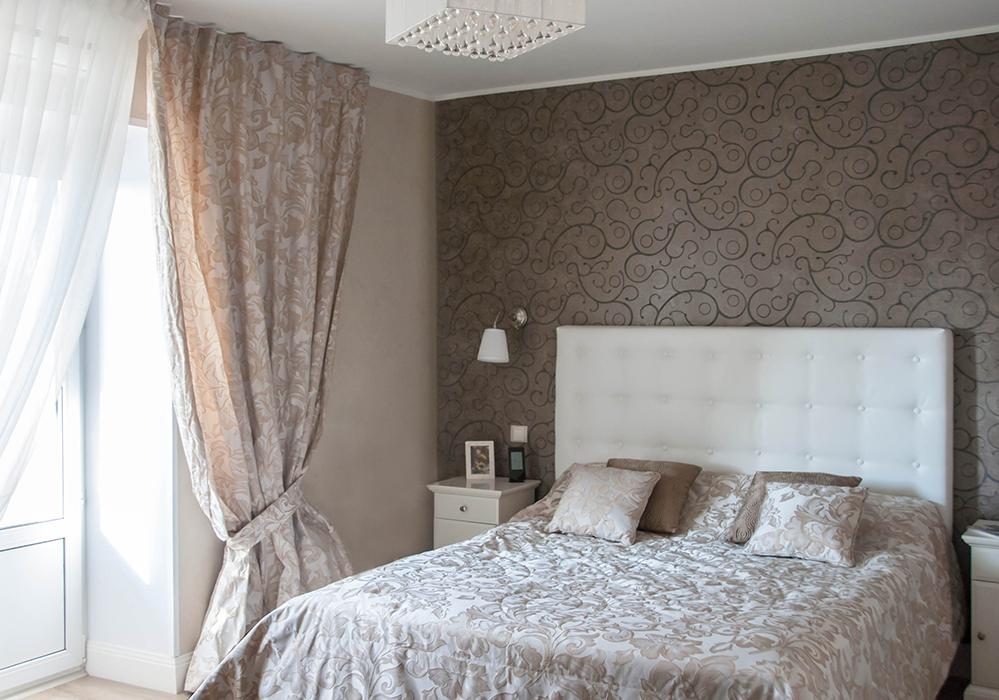 Фото № 37766 спальня  Квартира