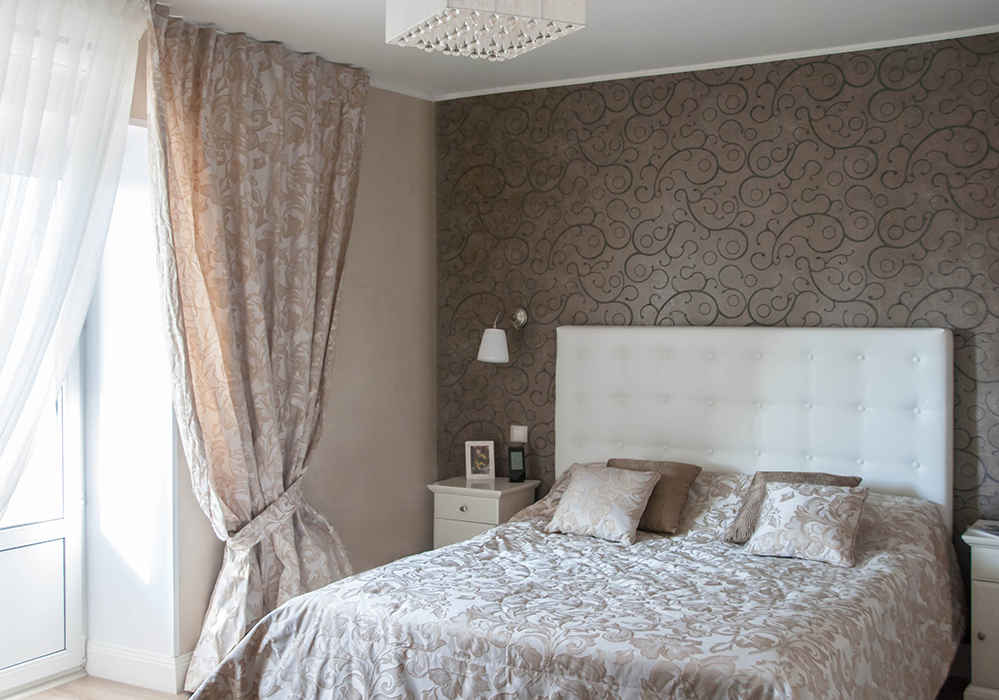 интерьер спальни - фото № 37766