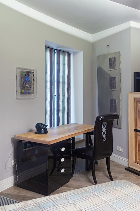 интерьер кабинета - фото № 37880