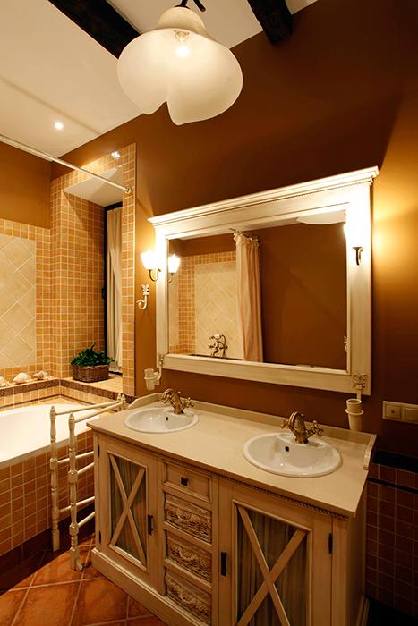 Фото № 37898 ванная  Квартира