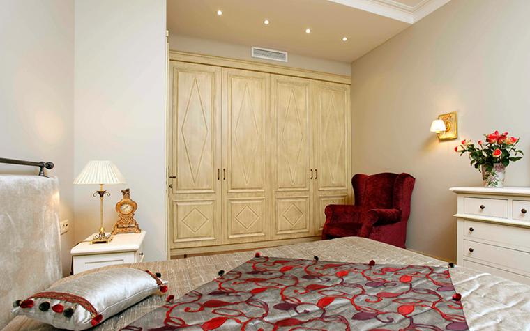 Фото № 37883 спальня  Квартира