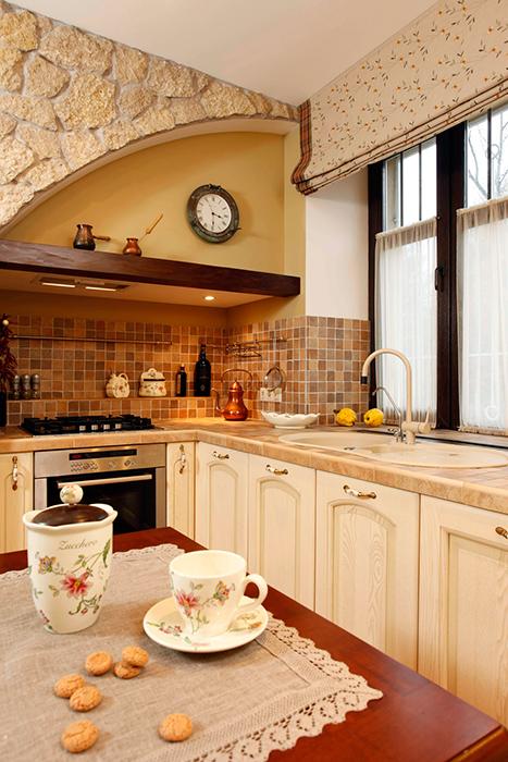 интерьер кухни - фото № 37892