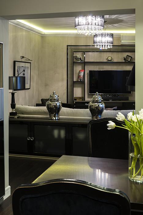 интерьер гостиной - фото № 37973