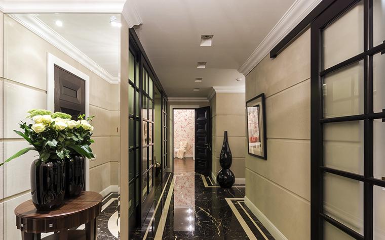 Квартира. холл из проекта , фото №38040