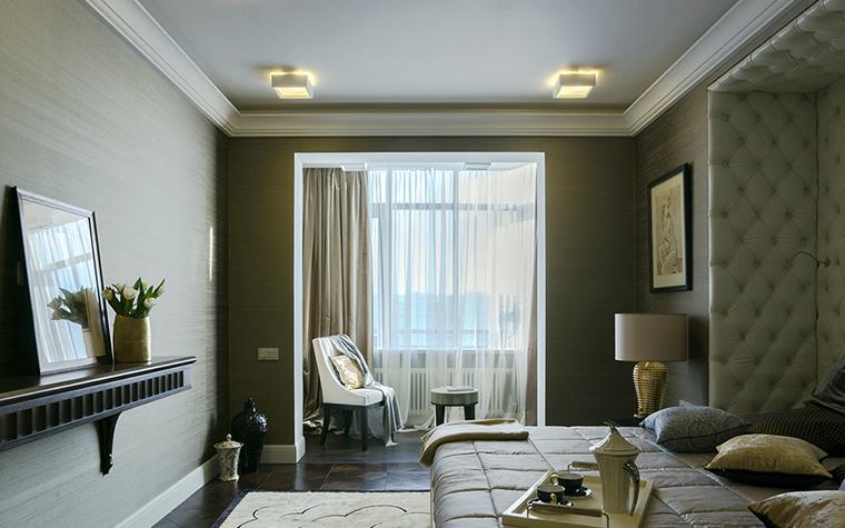 интерьер спальни - фото № 38041