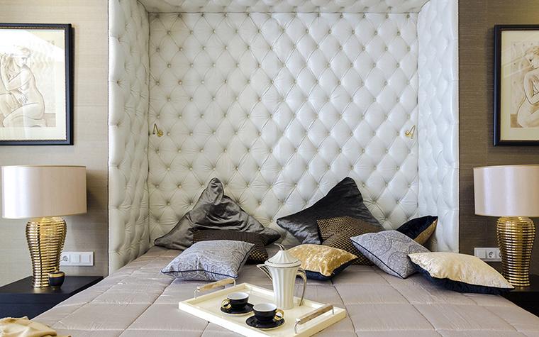 интерьер спальни - фото № 38043