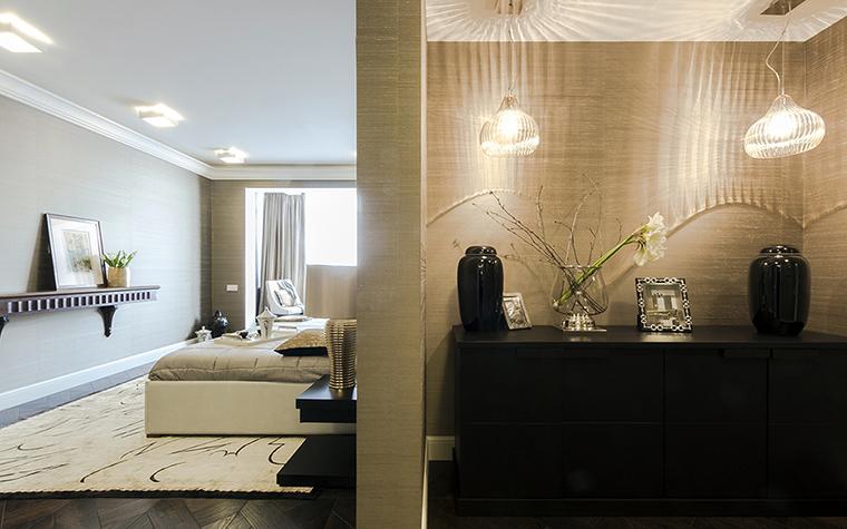 интерьер спальни - фото № 38044