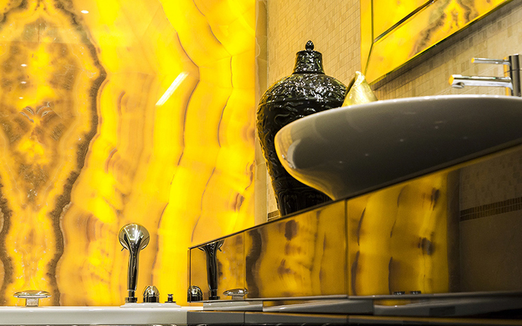 Квартира. ванная из проекта , фото №38047