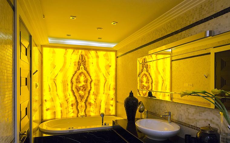 Квартира. ванная из проекта , фото №38049