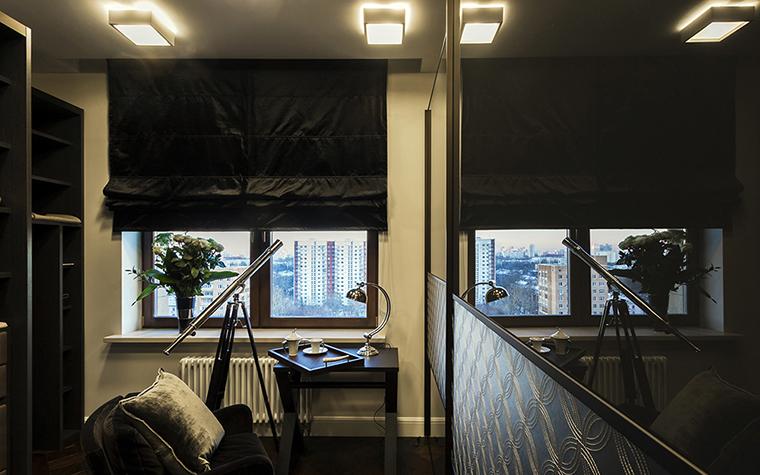 Квартира. кабинет из проекта , фото №38050