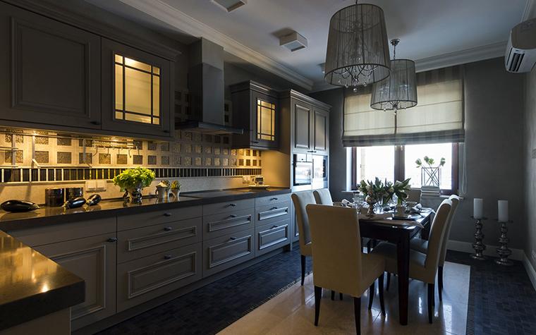 Квартира. кухня из проекта , фото №38037