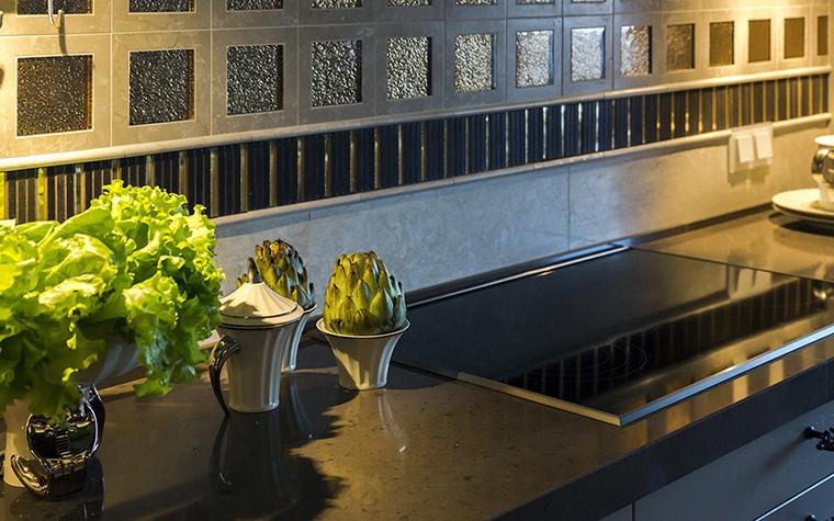 Квартира. кухня из проекта , фото №38038