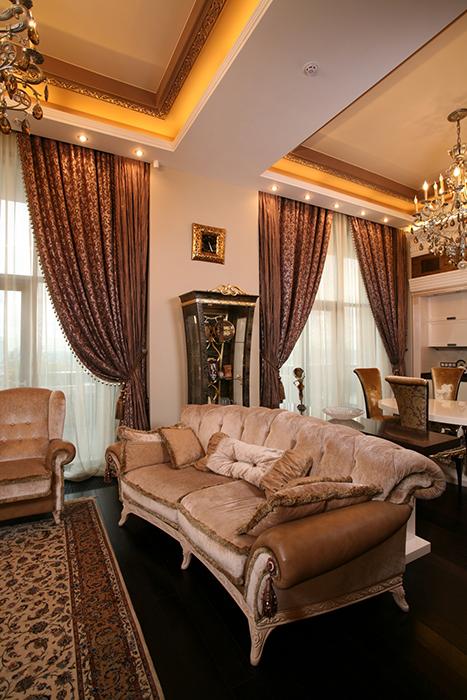 гостиная - фото № 38015