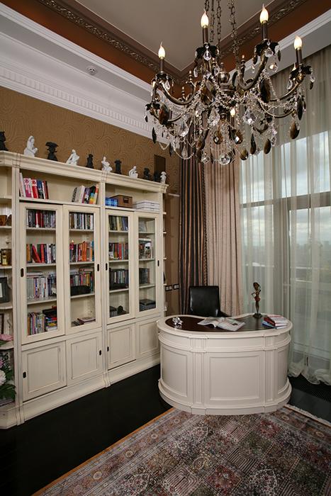 интерьер кабинета - фото № 38022