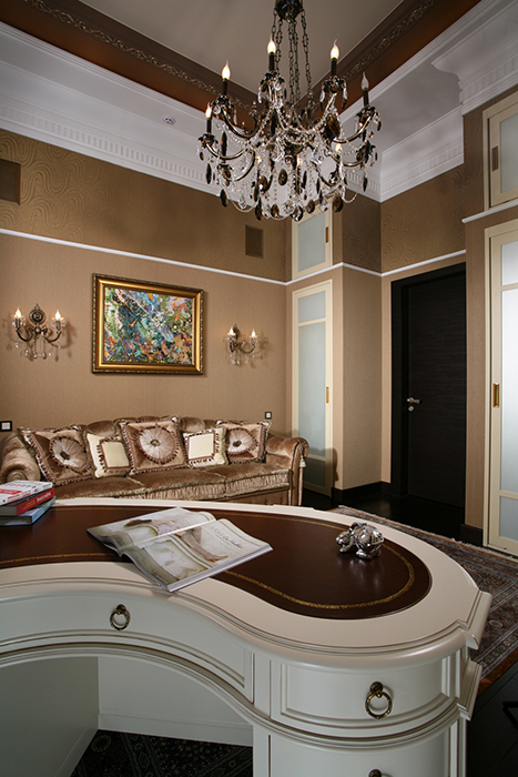 интерьер кабинета - фото № 38023