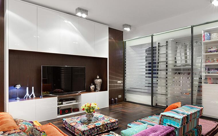 интерьер гостиной - фото № 38074
