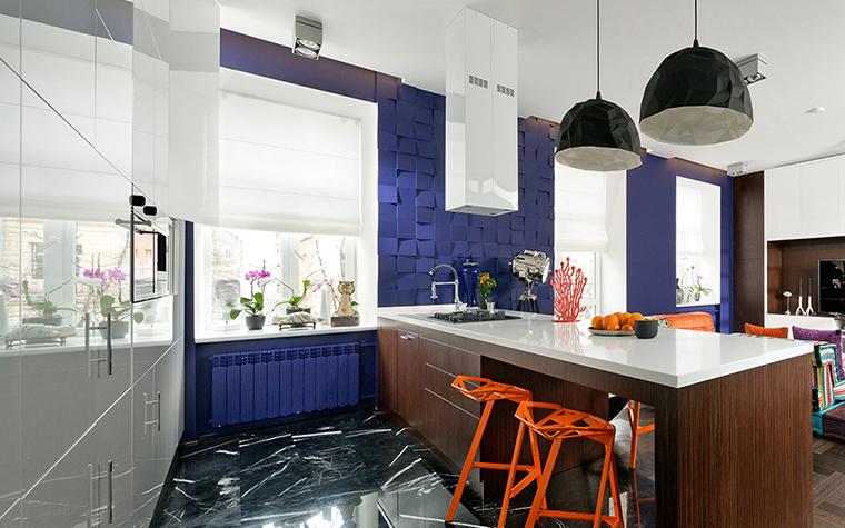 Квартира. кухня из проекта , фото №40806