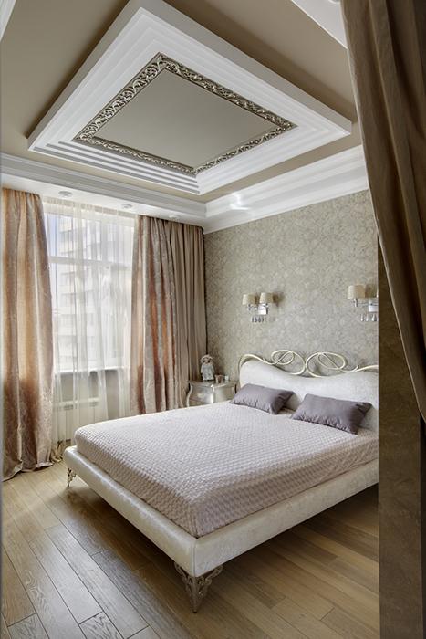 интерьер спальни - фото № 38103