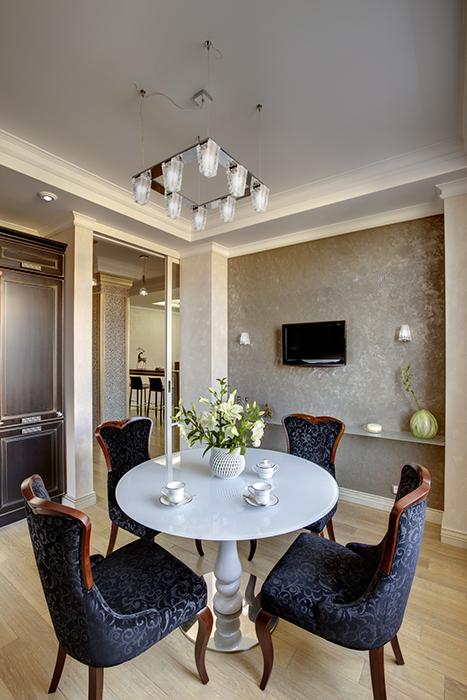 Фото № 38107 кухня  Квартира