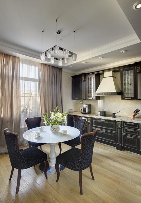 Фото № 38108 кухня  Квартира