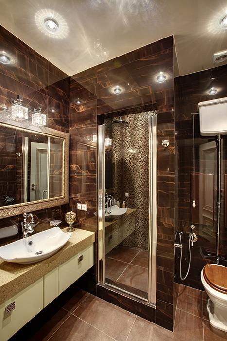 Фото № 38116 ванная  Квартира