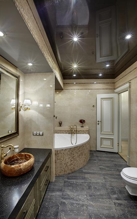 Фото № 38114 ванная  Квартира