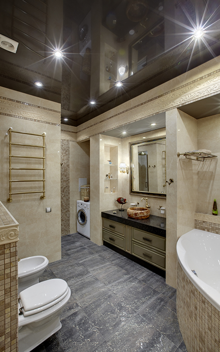 интерьер ванной - фото № 38115