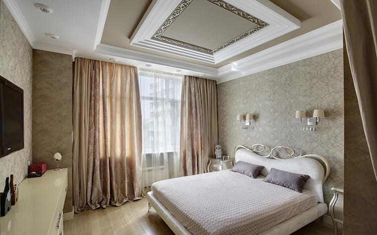 интерьер спальни - фото № 38104
