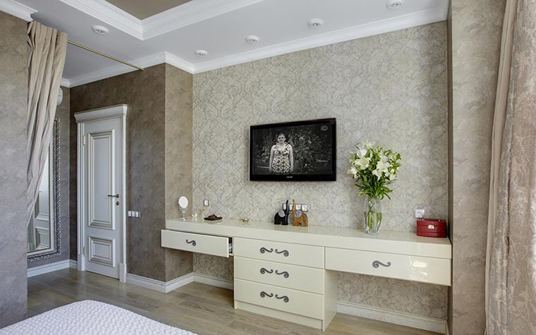 интерьер спальни - фото № 38105