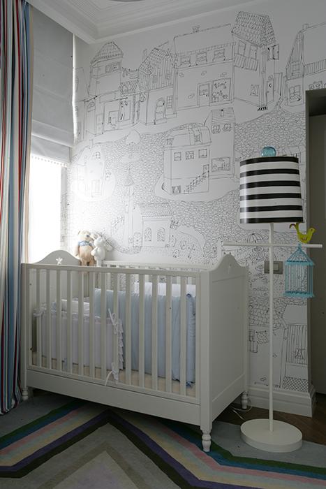 Фото № 38272 детская  Квартира