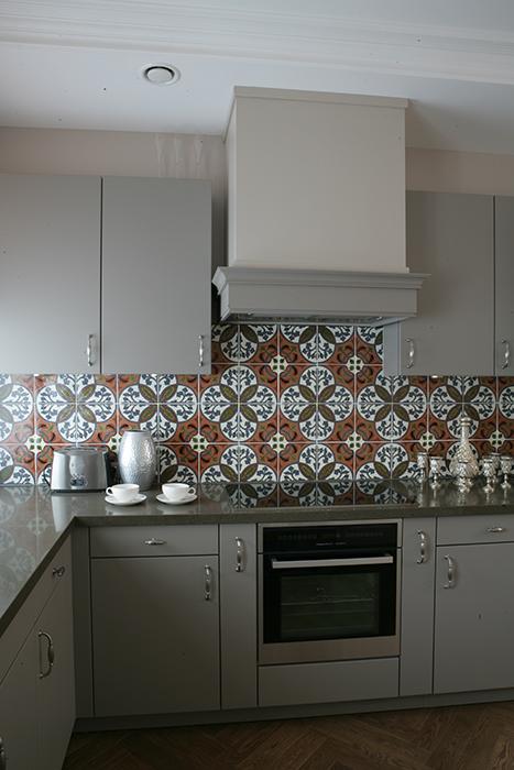 Фото № 38275 кухня  Квартира