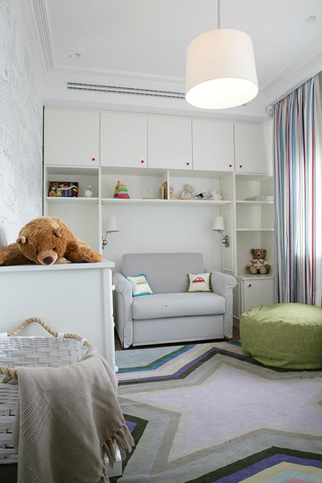 Фото № 38271 детская  Квартира
