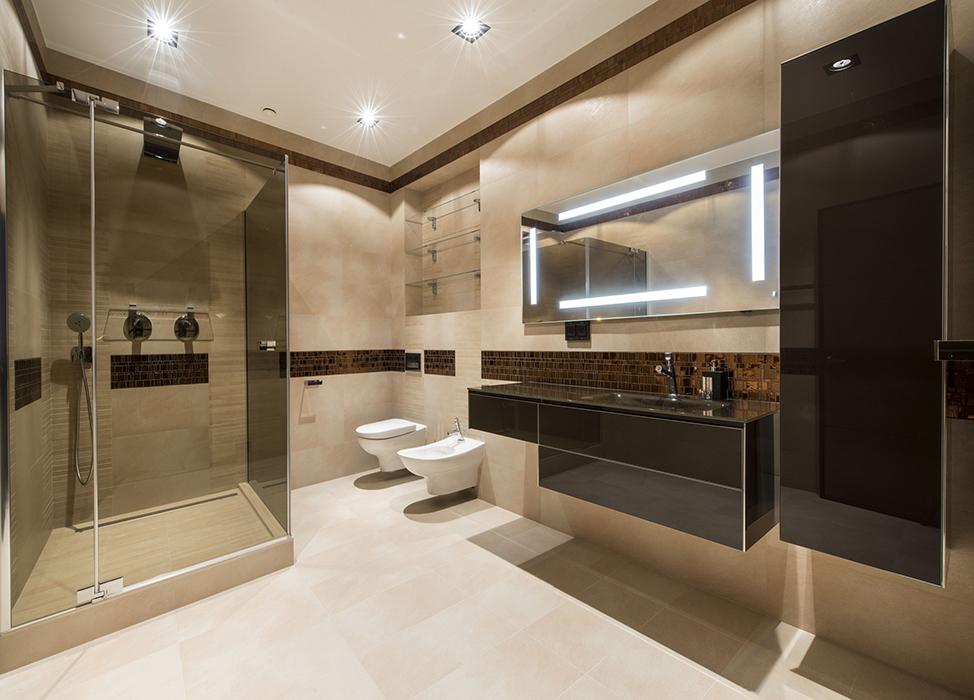 интерьер ванной - фото № 38371