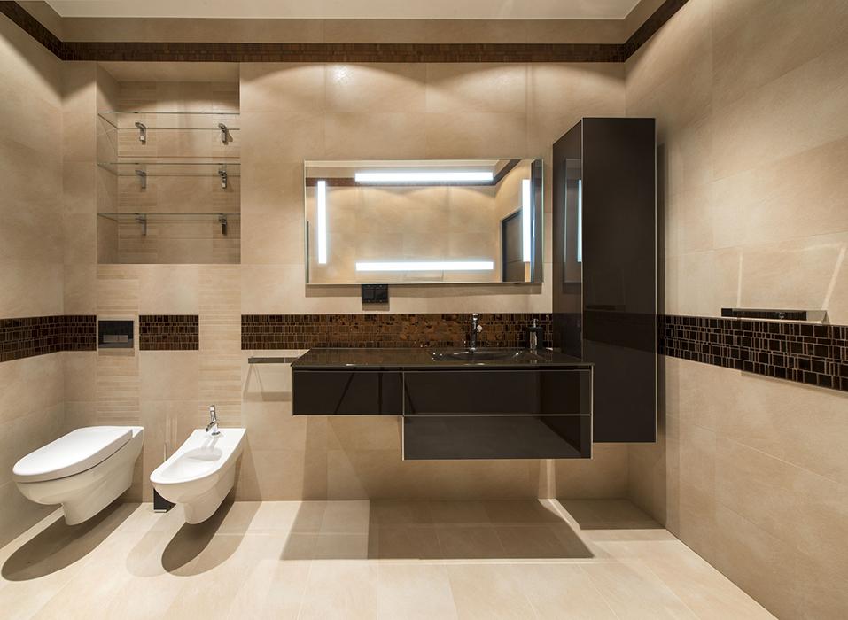 интерьер ванной - фото № 38374