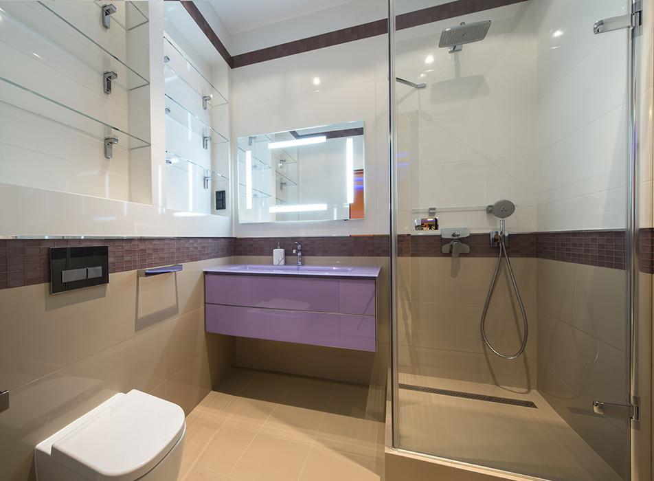 интерьер ванной - фото № 38375