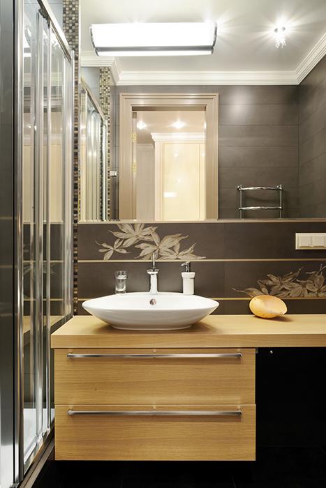интерьер ванной - фото № 38429