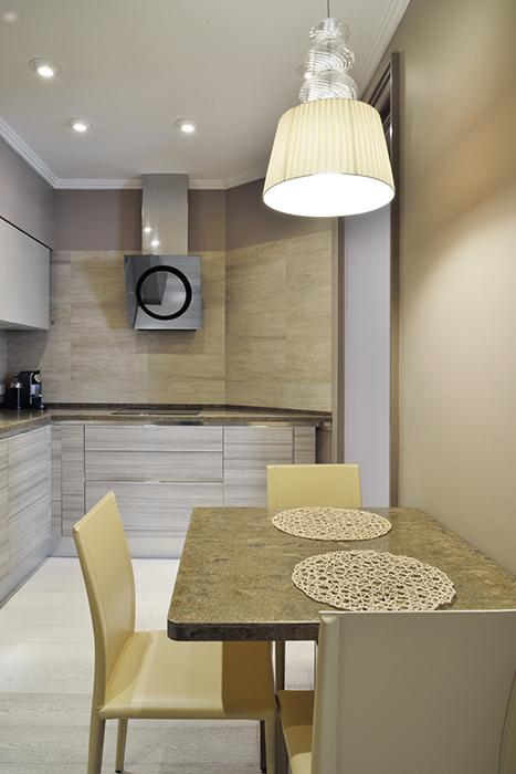 Квартира. кухня из проекта , фото №38421
