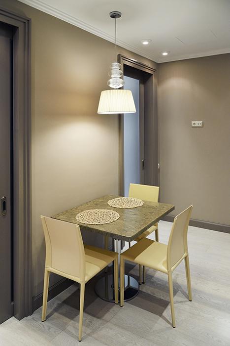 интерьер кухни - фото № 38424